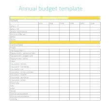 financial budget template spreadsheet financial budget template business financial