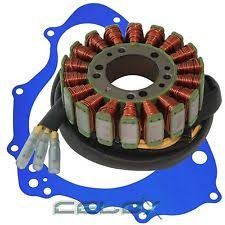 motorcycle stators, magnetos & parts for suzuki gs500 ebay Gs500 Fuse Box stator & crankcase cover gasket fits suzuki gs500e gs 500e 1989 1990 1991 2000 (fits suzuki gs500e) gs500 fuse box