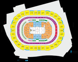 Ppg Arena Seating Chart With Rows Ppg Paints Arena Seating Chart Seating Chart