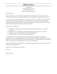 Simple Resume Cover Letter Example Of Simple Cover Letter For Job