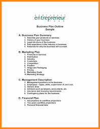 Small Business Financial Plan Example – Financial Plan Template ...