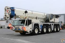 2008 Demag Ac160 2 Crane For Sale In Baltimore Maryland On