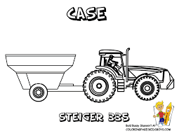 Small Picture tractor coloring pages to print Free Tractor Coloring Tractors