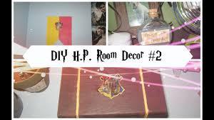 diy easy harry potter room decor 2