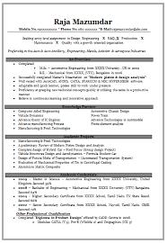 Sample Resume For Freshers Engineers Computer Science Best Resume