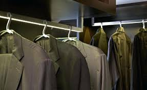 lighted hanging rods how to hang a closet rod height lighting