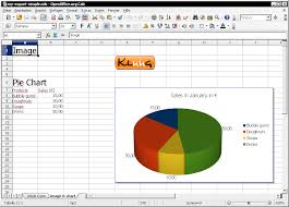 Types Of Charts In Openoffice Calc Xlsx Xls Ods Csv Delphi Lazarus Export Import To Excel