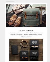 sample company newsletter email newsletter design gallery and examples mailerlite