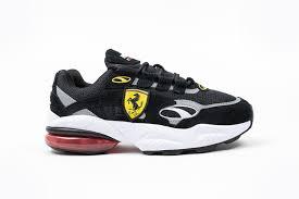 Puma ferrari kart cat iii sneaker 4.4. Puma X Ferrari Cell Venom 370338 02 Buy Online At Footdistrict