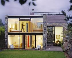 natural simple design of the amazing cool small home