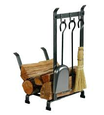rustic fireplace tools fireplace log rack and tool stand rustic western fireplace tools