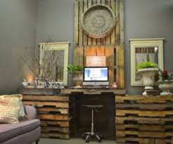pallet office. 19 DIY Pallet Desks \u2013 A Nice Way To Save Money And Customize Your Home  Office
