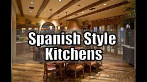 Rustic Spanish Kitchen Design 23 Spanish Style Kitchens Beautiful Designs