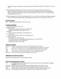 Biology Resume Examples Best of Biology Resume Template Lovely Cover Letter Resume Sample Samples