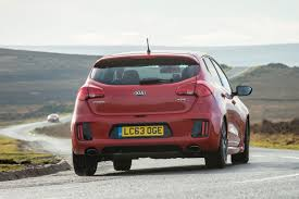 Kia Cee'd GT review - pictures | Kia Cee'd GT rear | Auto Express
