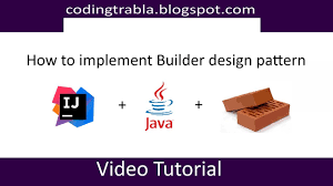 Builder Design Pattern In Java How To Implement Builder Design Pattern In Java Byvy
