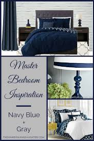 Navy blue bedroom furniture Kids Navy Blue And Gray Bedroom Ideas Can Do Pinners Bedroom Master Bedroom Bedroom Decor Goodnainfo Navy Blue And Gray Bedroom Ideas Can Do Pinners Bedroom Master