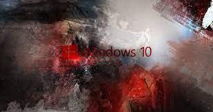 microsoft windows 10 logo 4k ultra hd ...