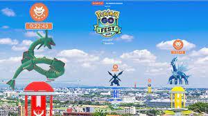 Pokémon GO-Fest 2021: Raid-Tag mit ...