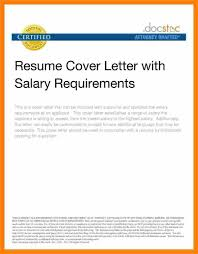 Salary History In Cover Letter Principal Screnshoots With