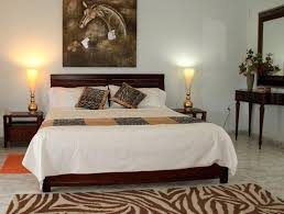 African Bedroom Designs Simple Decorating