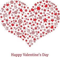 corazones de san valentin fotos corazones san valentin awesome postal de san valentn con fondo de