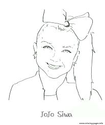 Check out jojo siwa coloring sheets below! Printable Jojo Siwa Coloring Pages Printable