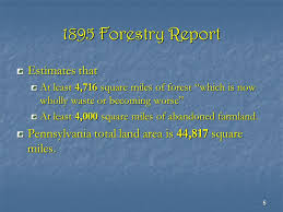 the great forestry essay contest of spreading the word on 1895 forestry report estimates that at least 4 716 square miles of forest which is now wholly