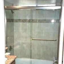 inch shower door sliding doors bypass 48 love 3 8