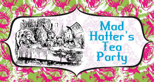 Tea Party Free Printables Mad Hatter Tea Party Free Printable Cupcake Toppers