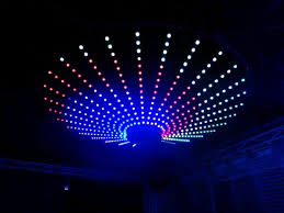 disco decor led ceiling ball plate support madrix club throughout disco ball ceiling light fixture