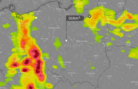 Odpowiednia domowa stacja pogodowa np. Gdzie Jest Burza Imgw Ostrzega Przed Wyladowaniami Atmosferycznymi I Gradem A Wiatr Nawet Do 110 Km H