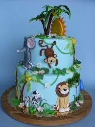 Animalsafari Themebaby Showerfirst Birthday Birthday Party