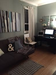 office futon. Home Office With Futon #cb2 #potterybarn #target I