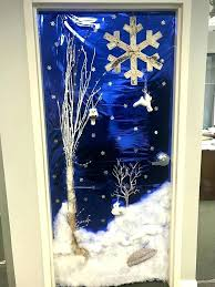 winter door decorations winter door decoration ideas ideas about door decorating on preschool door decoration