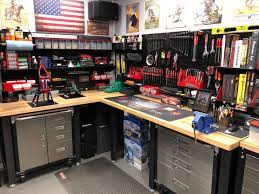 workbench heaven with wall control