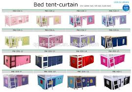 kids mid sleeper bed play fabric tent with curtain canopy castle fabric tent kids bed tent mid sleeper bed tent on alibaba com
