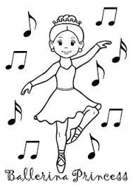 109 Best Dance Coloring Pages Images Coloring Books Coloring