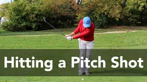 how to hit a pitch shot from 20 yards golf instruction my golf tutor you