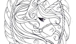 Unicorn Coloring Pages For Girls At Getdrawingscom Free For