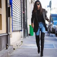 hooker boots. Contemporary Hooker Thigh High Boots Over The Knee French Style Jacket Jeans Weekend Work  Fall Via Theyallhateus Intended Hooker Boots Y