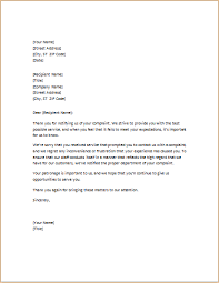 apology to customer for poor service poor services apology letter ms word document template
