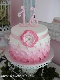 26 Stunning Sassy Sweet 16 Birthday Cakes