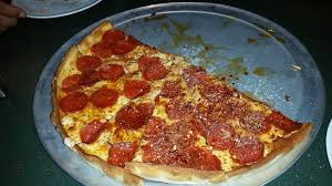 photo of round table pizza fontana ca united states skinny crust pepperoni