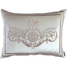 king size pillow shams king size shams velvet ivory pillow sham a liked on featuring home a
