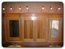 over cabinet lighting ideas. Elegant Over Cabinet Bathroom Lighting Fivebraids Custom Woodworking Remodel Ideas I