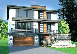 narrow lot modern house plans and design bungalow excellent apartments australia