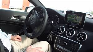 Mercedes Benz A200 Mopf Park Assist - YouTube