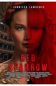 Red Sparrow — Nirvana Ahyan