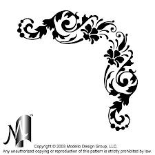 af61c7520e5d9b7c82bd4b8d4e5ba05d 138 best images about arabescos moldes on pinterest baroque on microsoft invoice template 2003